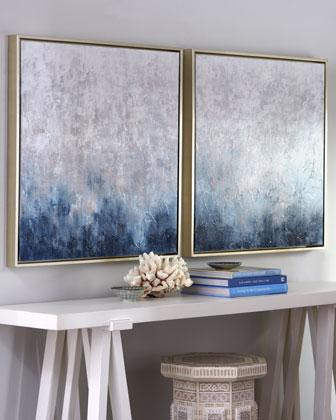 two-piece-set-frost-on-sapphire-blue-painting