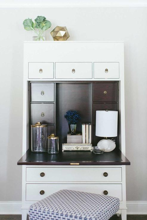 pull-down-secretary-desk-brass-and-glass-pharmacy-canisters